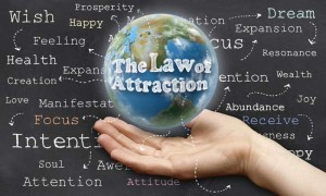 The secret to using the Law of Attraction is in your hands.